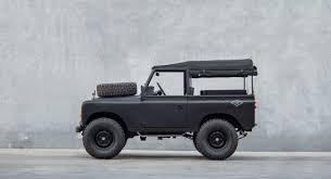 1979 land rover series 3 defender black by cool vine