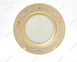 Not <b>Блюда</b> Falkenporzellan <b>Блюдо</b> круглое Blue Gold, <b>30 см</b> ...