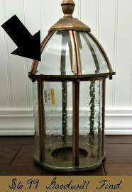 repurposed lighting fixtures. Diy Goodwill Lantern Turned Into A Light Fixture, Diy, Lighting, Repurposing Upcycling Repurposed Lighting Fixtures E