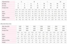 Bridesmaid Dress Size Chart Attractive Wedding Dress Size Chart Sottero Midgley For