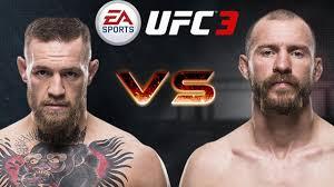 UFC 246 Conor McGregor vs. Donald Cerrone FULL FIGHT SIMULATION!