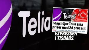 telia erbjudande mobiltelefon
