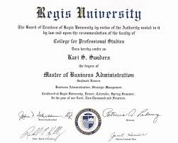 kari s mba   19th my diploma came in the mail