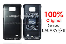 samsung galaxy s2 phone. genuine samsung galaxy s2 ii i9100 backup extended battery power pack phone s