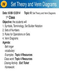 Genesis 1 And 2 Venn Diagram Fillable Online Kidslearningmath Set Theory And Venn