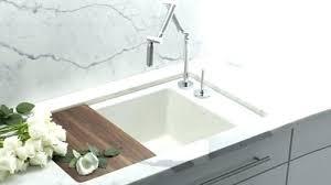 singular kohler undermount kitchen sink cast iron kohler undermount kitchen sink k19