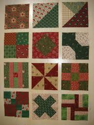 Moose Bay Muses: Twelve Days of Christmas Quilt & No, not because the blocks are red and green, silly! Adamdwight.com