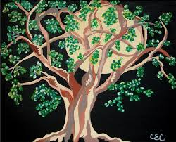 tree painting family tree by yn cable