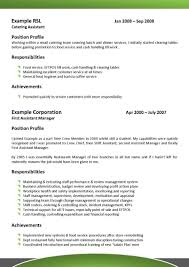 Template Killer Sample Resume For Administrative Assistant