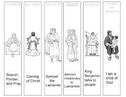Scripture Reading Charts And Bookmarks The Idea Door