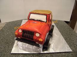 Jeep Grooms Cake Front Lisa Sargent Flickr