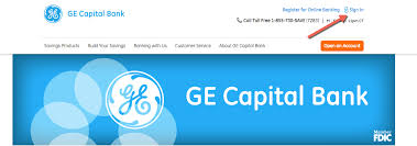 ge capital customer services ge capital bank online banking login