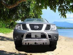 Nissan Pathfinder Bull Bars 1996 - 2010