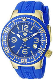 men s wrist watches swiss legend mens 10059gm104 commander grey swiss legend women s neptune royal blue dial royal blue silicone watch you can out more details at the link of the image