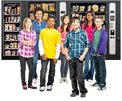 Positive Effects Of Vending Machines In Schools Unique Snack Vending Machine Services Candy Vending Machines East Coast