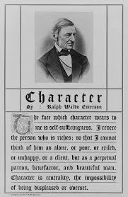 ralph waldo emerson essay on compensation huge ralph waldo emerson  huge ralph waldo emerson quote collection well organized emerson on character virtue ralph waldo