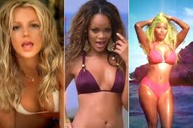 Hot girls in bikinis videos
