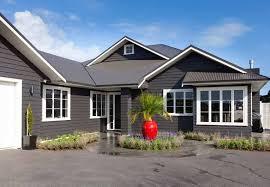 Brookside 3 bedroom house design Landmark Homes builders taranaki