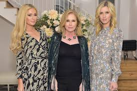 Paris and Nicky Hilton on Mom Kathy Hilton Joining RHOBH | PEOPLE.com