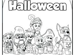 Coloring Pages Paw Patrol Coloring Pages Free Everest Chase To