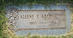 Allene Estella Goodwin Abernathy (1900-1984) - Find A Grave Memorial