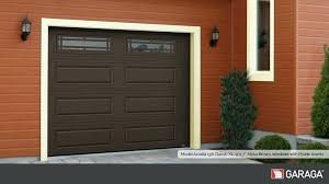 brown garage doors with windows. Brown Garage Doors Brilliant With Windows Door Repair Grand Rapids Mi W