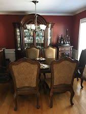 elegant dining room set universal cortina villa