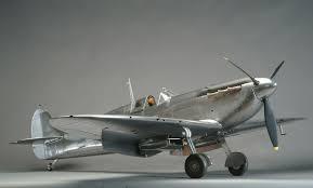 spitfire plane model. david glen giant scale aluminum models of classic fighters spitfire plane model