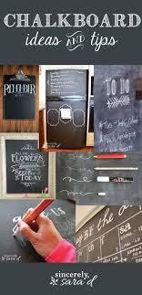 26 best Decor: Chalkboard walls images on Pinterest | Attic office ...