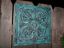 wall decor turquoise new dining rooms walls inside best and newest turquoise metal wall art on turquoise wood and metal wall art with 20 collection of turquoise metal wall art