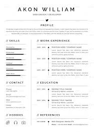 resumes doc resume infographic a4 clean clean resume cv clean
