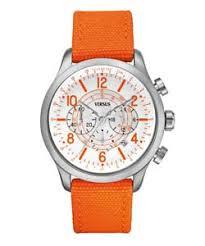 versus versace men s orange soho watch versus versace men s orange soho watch
