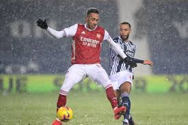 Some arsenal fans happy with 'great' early team news before west brom clash the boot room 16:17 reported west brom target set to seal move away from portuguese club the72 (weblog) 16:05 West Brom V Arsenal 2020 21 Premier League
