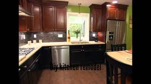 For Kitchen Renovations Diy Kitchen Remodel Pics Youtube