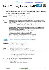 mcse resume samples complex project manager resume pmi pmp certified resume samples