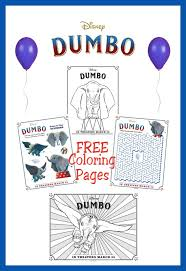 Disney coloring pages for kids: Disney S Dumbo Coloring Pages Games And Character Posters Dumbo
