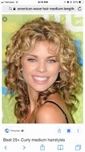 Curly Hairstyles For Medium Hair Length Fashion Hairstyles For