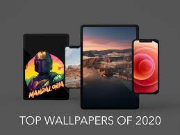 The best wallpapers of 2020 on iDB
