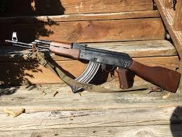 My MAK 90 with walnut Ironwood Designs furniture Xpost r ak47 guns