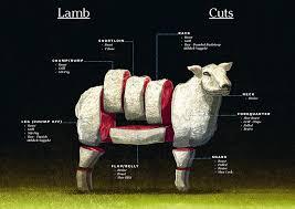 Lamb Rare Medium