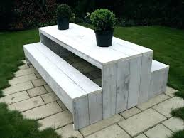 pallet outside furniture. Pallet Garden Table Furniture Made From Pallets . Cushions For Patio Outside E
