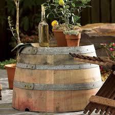 wine barrel outdoor furniture. Wine Barrel Outdoor Furniture