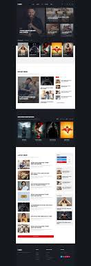 Wordpress Movie Theme Filmax Cinema Movie News Magazine Wordpress Theme