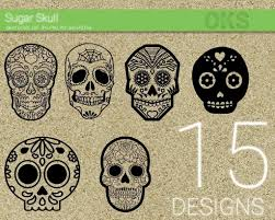 Feel free to download our free svg files for cricut and silhouette craft projects. Sugar Skull Svg Dxf Vector Eps Clipart Cricut Download Svg Clip Art Cricut