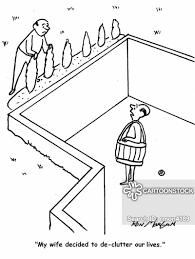de clutter declutter cartoons and comics funny pictures from cartoonstock