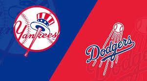 New York Yankees Vs Los Angeles Dodgers 8 23 19 Starting