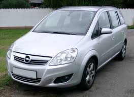 2003 Holden Zafira – pictures, information and specs - Auto ...