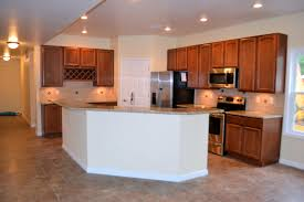 Colonial White Granite Kitchen Dark Kitchen Cabinets With Granite Countertops Quicuacom