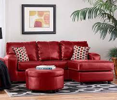 leather sofa living