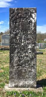 """Mary """"Polly"""" Griffith Deweese (1782-1856) - Find A Grave Memorial"""